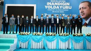 AK Parti 7. Bağcılar Olağan Kongresi'nde yeni başkan seçildi