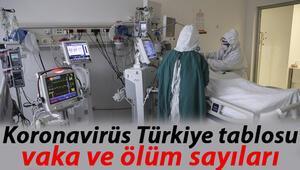 31  Ocak koronavirüs (covid-19) Türkiye tablosunda son durum: Sağlık Bakanlığı corona virüs vaka, iyileşen ve ölüm verileri açıklandı