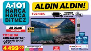A101 28 Ocak aktüel ürünler kataloğu yayımlandı A101e bugün neler geldi