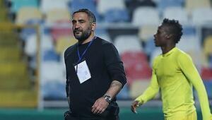 Menemenspor'da Omar Mohamed tamam Ümit Karandan bir takviye daha...