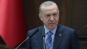 Cumhurbaşkanı Erdoğan partisinin TBMMdeki grup toplantısında açıklamalarda bulundu