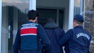 Terör örgütü üyeliğinden aranan Suriye uyruklu 2 şüpheli İzmirde yakalandı