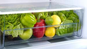 Buzdolabının sebzelik gözü ne işe yarar