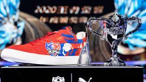 King Pro League'in yeni sponsoru: PUMA