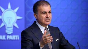 AK Parti Sözcüsü Çelik: İnsanlığa karşı işlenen tüm soykırımları kınıyoruz