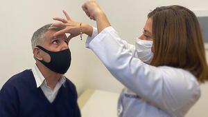 Koronavirüsü atlattı, Guillain Barre Sendromuna yakalandı