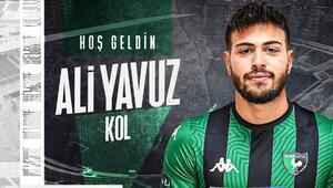Galatasaray, Ali Yavuz Kolu Denizlispora resmen kiraladı