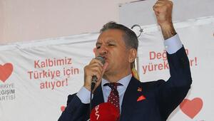 Mustafa Sarıgül: Mardine oy toplamaya değil, sevgi ve güven toplamaya geldik