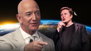 Uzay savaşı 2 dev şirket birbirini suçladı