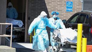 ABDde koronavirüsten ölenlerin sayısı 435 bini geçti