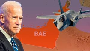 Bidendan flaş karar BAEye F-35 satışı askıya alındı