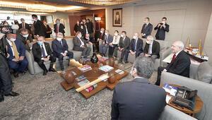 Kılıçdaroğlu müşavirlerden SGK raporu istedi