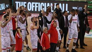 FIBA Şampiyonlar Liginde son play-off bileti Pınar Karşıyakanın
