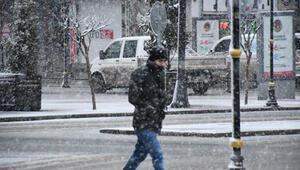 İstanbulda kar devam edecek mi Meteorolojiden son dakika hava durumu raporu