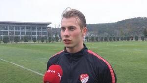 Bursasporlu İsmail Çokçalıştan transfer açıklaması Kulübüme para kazandırarak...
