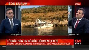 Türkiye'nin en büyük göçmen kaçakçılık çetesi çökertildi