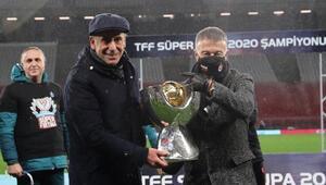 Trabzonspor, Ağaoğlu ve Avcı ile başarıya koşuyor Yerel gazetelerden övgü...