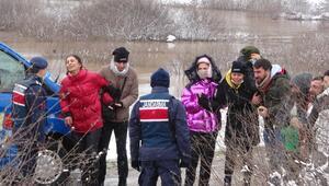 Son dakika... Çanakkalede 2 kişi barajda kaybolmuştu Acı haber geldi