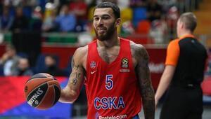 Fenerbahçe maçının ardından CSKA Moskovada büyük şok Mike James kadro dışı...