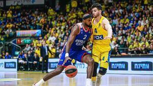 Maccabi Playtika Tel Aviv - Anadolu Efes maçı iptal mi edildi İşte yapılan resmi açıklama