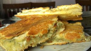 Kış kahvaltılarının olmazsa olmazı: Göğermiş peynirli Kars ketesi