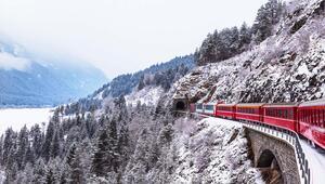 Dünyanın en etkileyici 10 tren yolculuğu... Hepsi birbirinden güzel