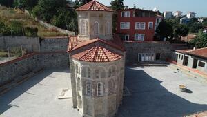 Trabzondaki 700 yıllık kilise müze olarak hizmet verecek