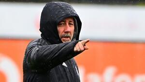 Beşiktaşta Trabzonspor hazırlıkları tam kadro