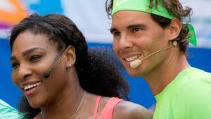 Rafael Nadal ve Serena Williamstan koronavirüs kısıtlamalarına destek