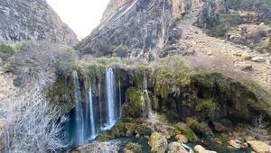 Doğanın en değmemiş mirası: Yerköprü Şelalesi... Güzelliğiyle hayran bırakıyor