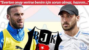Son Dakika | Cenk Tosun transferini bizzat açıkladı ve Süper Lige dönüyor Ben hazırım...