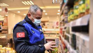 Tuzla'da marketlere fiyat denetimi yapıldı