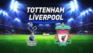 Tottenham Liverpool maçı saat kaçta, hangi kanalda