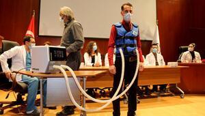 Göğüs Duvarı Fizyoterapi Cihazı oksijen ihtiyacını azaltıyor