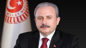 TBMM Başkanı Şentop: Türkiyenin haklarını savunmakta sonuna kadar kararlıyız