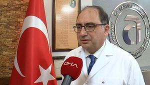 Türkiyenin ilk pandemi hastanesinde hasta sayısında büyük düşüş