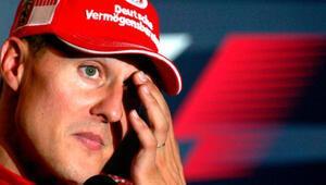 Michael Schumacherin belgeseli çekiliyor