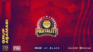 50.000 TL Ödül Havuzlu PUBG Protality Series Grup Aşaması ile Geri Döndü