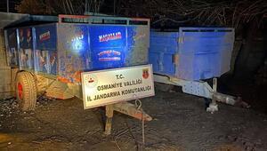 Sahte dekontla traktör römorku alan dolandırıcı tutuklandı