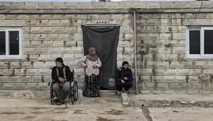 Türkiyede toplanan bağışlar, rejimin saldırılarından kaçan Suriyelilere dört duvar oluyor