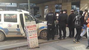Kuyumcudaki ağabey-kardeş kavgası polisi alarma geçirdi