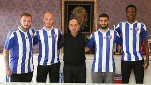 Ankaraspordan 4 takviye Aydın Karabulut...