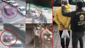 Polis 267 saatlik güvenlik kamerası görüntüsünü inceleyerek yakaladı