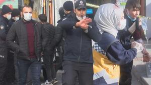 İstanbul'da dehşet 3 kişiyi bıçakladı, 2 kişiyi darp etti…