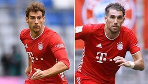 Bayern Münihte Javi Martinez ve Goretzka koronavirüse yakalandı