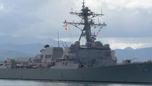 ABDde donanma gemisinde çok sayıda askerde Kovid-19 görüldü