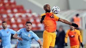 Gaziantep FK-Galatasaray maçında bir garip ofsayt hikayesi