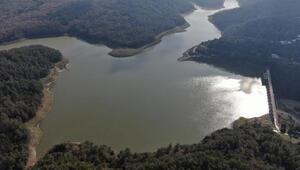 İstanbulda baraj doluluk oranları açıklandı İSKİ duyurdu
