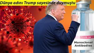 Dünya adını Trump sayesinde duymuştu... Kovid-19 tedavisinde Monoklonal antikor mucizesi