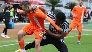Adanaspor 5-2 Eskişehirspor